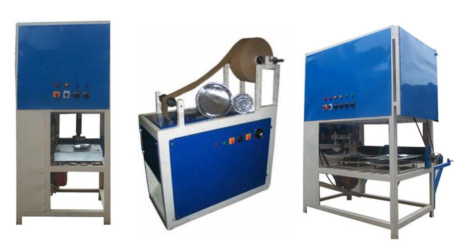 Paper Dona Plate Machine  sc 1 st  smallscaleindustries.in & Automatic Paper Dona Plate Making \u0026 Manufacturing Machine in India ...