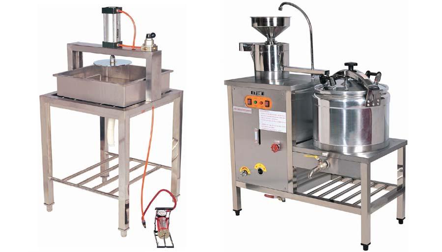 Soya Milk Tuffu Making Machine Dairy Farming